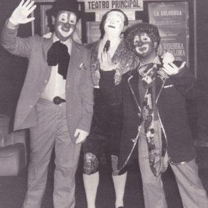 Kixki Mixki eta Kaxkamelon Antzoki Zaharrean 1979